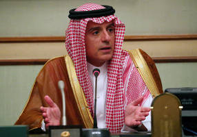 Military response to Iran an option Saudi Arabia says after oil attack