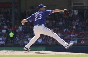 minor gets 200 ks as rangers beat red sox 7-5 to avoid sweep
