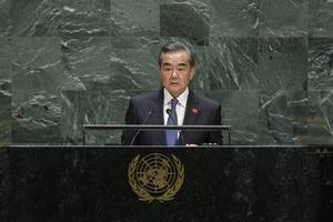 china not to sit idly by facing rampant unilateralism: fm