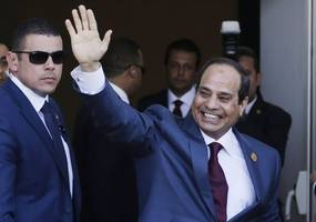 egyptian president el sisi: no reason for concern over protests