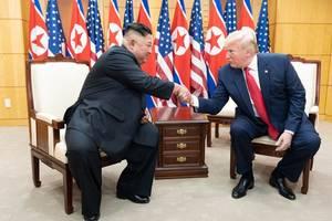 n. korea to trump: make 'bold decision' to revive diplomacy