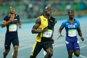 world championships without usain bolt feel weird, says justin gatlin