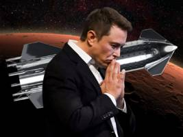 watch live: elon musk is about to reveal spacex's newest plan for starship, a rocket system designed to populate mars