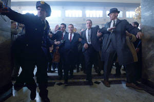 'the irishman' film review: martin scorsese's gangster epic is melancholic and bittersweet