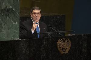 cuba slams us at united nations for banning castro family from entering america