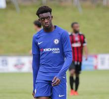 frank lampard urges callum hudson-odoi to follow in 'incredible' raheem sterling's footsteps