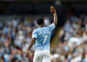 man city beats everton 3-1, stays 5 points behind liverpool