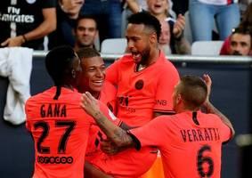 neymar is psg's hero again