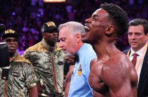 errol spence jr. after split decision win over shawn porter: 'i want manny pacquiao'