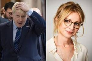 boris johnson accused of squeezing thigh of woman at boozy lunch