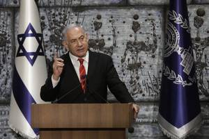 Netanyahu in last-ditch effort to form unity government with Gantz