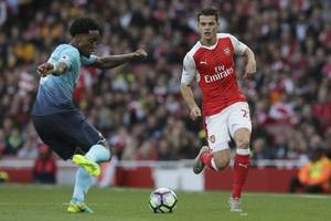 time for arsenal captain xhaka to repay emery's faith
