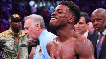 errol spence jr. survives shawn porter and shrugs off terrence crawford