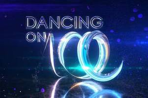 trisha goddard joins dancing on ice - the full line-up so far