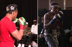 watch errol spence jr. and shawn porter prepare for their welterweight world championship unification fight | all-access | pbc on fox