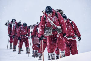 'the climbers' film review: chinese mountaineers tackle everest in old-school adventure