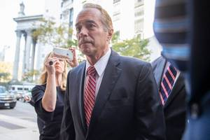 GOP Rep. Chris Collins Pleads Guilty To Insider Trading Charges