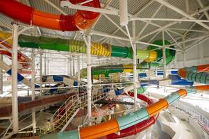 stunning new water park just over an hour from derby announces opening date