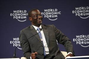 credit suisse clears ceo thiam of spying on star banker