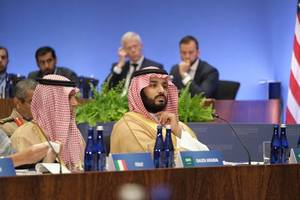mohammad bin salman clear cut talk on 60 minutes