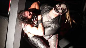 wwe raw: brock lesnar attacks rey mysterio's son; lashley locks lips with rusev's wife lana