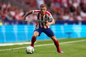 kieran trippier 'didn't have to think twice' about leaving spurs for 'big club' atletico madrid