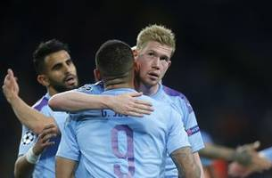 kevin de bruyne injured, will miss champions league game