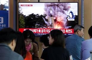 north korea missile enters japan's exclusive economic zone