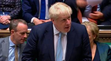 brexit: boris johnson says there will be no checks at northern ireland border or at any other place