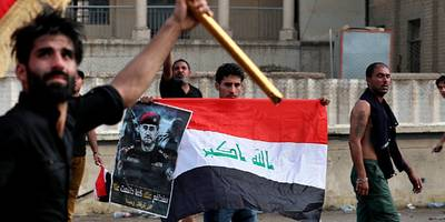 iraq blacked out the internet for 70% of the country and blocked social media to try to quell deadly anti-corruption protests