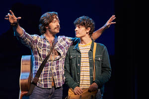 'almost famous' hits the stage, but how true is the new musical to the movie?