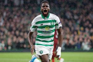 celtic player ratings vs cluj - odsonne edouard and ryan christie shine