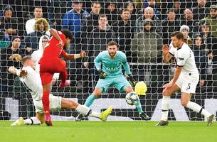 cl: bayern's rout of spurs sent 'big message' says four-goal gnabry