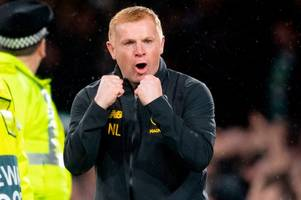 neil lennon raves about celtic hero mohamed elyounoussi and welcomes return of parkhead fear factor