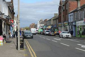 police appeal after vintage motorcycle rider attacked in busy troon street