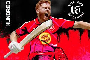 england superstar jonny bairstow is marquee signing for new cardiff based the hundred team to be called welsh fire