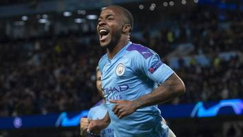 raheem sterling calls for patience as manchester city seek first champions league crown