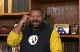 cam heyward: minkah fitzpatrck is a breath of fresh air for the steelers defense
