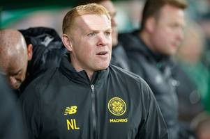 celtic boss neil lennon explains his 'only disappointment' after cluj win