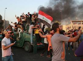 31 dead, more than 1,000 injured in Iraq protest clashes