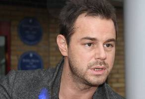 danny dyer shades jack fincham as he calls dani dyer's new boyfriend a 'proper geezer'