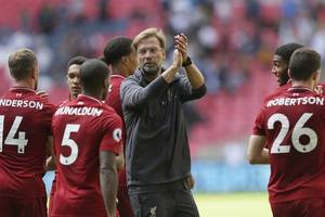 klopp laughed upon remembering their 4-0 win over barca