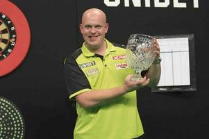 world grand prix darts 2019 draw - full list of matches, results and start times