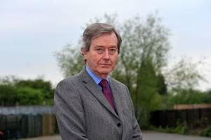 former conservative charnwood mp stephen dorrell joins the liberal democrats
