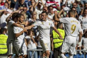 hazard wants more after first real madrid goal