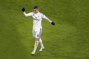 kroos will not travel with germany!