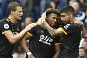 two-goal traore played to the limit for wolves - nuno
