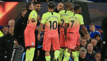manchester city premier league month in review: september - best player, best goal & overall rating