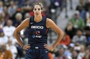 Delle Donne provides emotional lift for the Mystics