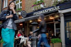 pizza express hires financial advisers ahead of crunch talks with creditors